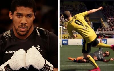 Vo FIFA 21 si zahrajú aj boxer Anthony Joshua či DJ a producent Diplo
