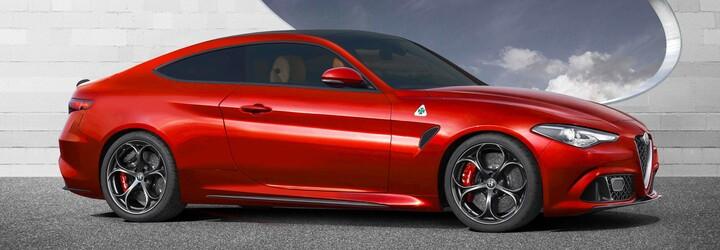 Alfa Romeo chystá sporťák s technologií z F1. Přes 640 koní zaručí technika od Ferrari