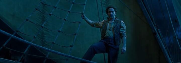 Robert Downey Jr. je Dr. Dolittle. Dobrodružný trailer odhaluje, jaké má vztahy se zvířaty a co nás v lednu čeká v kinech