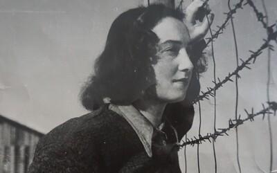 94-ročná Dalma Špitzerová: Rodinu jej zavraždili nacisti, prežila pracovný tábor. Aj tak zajatým nemeckým deťom ponúkla jedlo