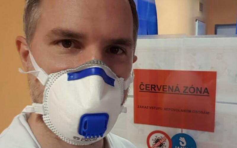 Pražský primátor Hřib nastoupí jako dobrovolník do nemocnice.