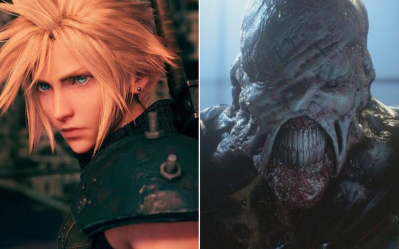 Vychádza Final Fantasy VII a Resident Evil 3. Sleduj nové trailery pre adeptov na najlepšie hry tohto roka.