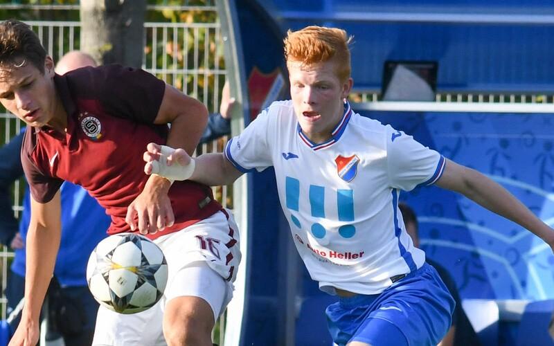 Šestnáctiletý Grygar přestupuje z Baníku do Interu Milán.