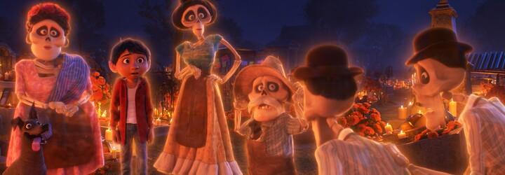 Finálny trailer na Pixarovku Coco nás utvrdzuje v jej kvalitách. Privítajte zábavne pôsobiacu a vizuálne pôsobivú Ríšu mŕtvych!