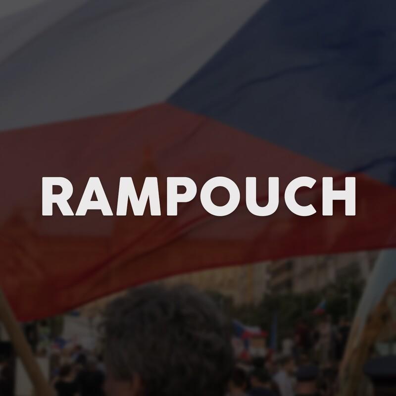 Čo znamená slovo rampouch?