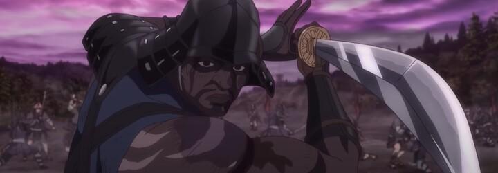 Yasuke je prvý černošský samuraj v Japonsku, ktorý bojuje s robotmi a mysterióznymi silami