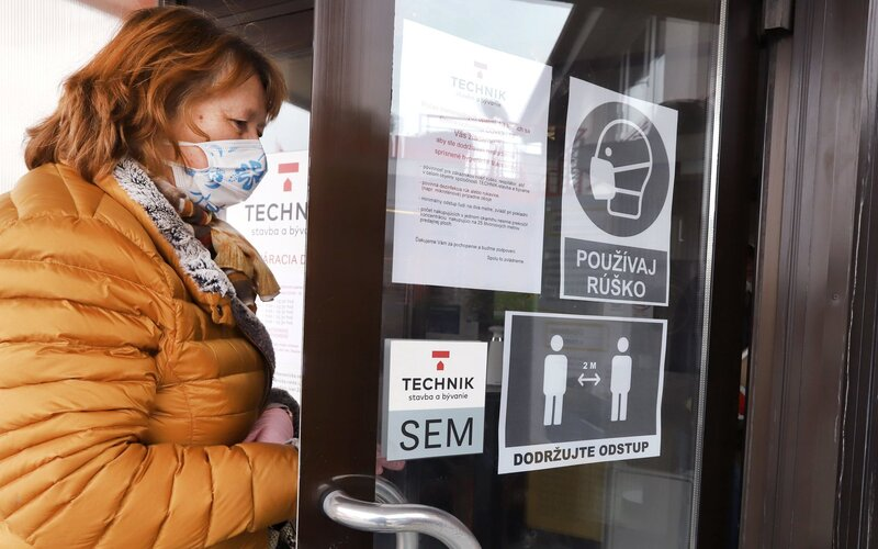 V Praze platí od pátku večer zákaz návštěv ve všech zdravotnických zařízeních.
