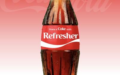 Na láhev Coca-Coly s vlastním potiskem si nemůžeš napsat slovo lesbian nebo trans. Slovo nazis ano.