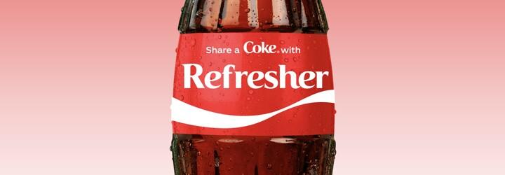 Na láhev Coca-Coly s vlastním potiskem si nemůžeš napsat slovo lesbian nebo trans. Slovo nazis ano