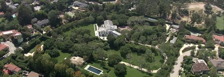 Najbohatší muž sveta Jeff Bezos si kúpil najdrahšiu rezidenciu v LA. Pri majetku 120 miliárd eur si to takmer ani nevšimol
