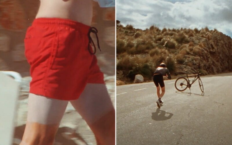 Smiešne opálenie aj trapasy pri pádoch. Slovenská reklama zabáva počas Tour de France milióny divákov pri obrazovkách.