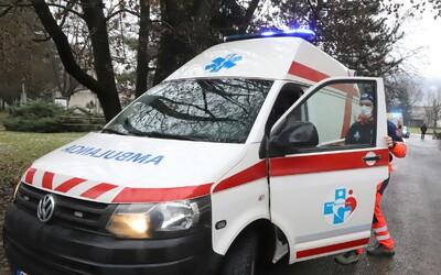V Sokolově hromadně zkolabovalo 20 studentů.