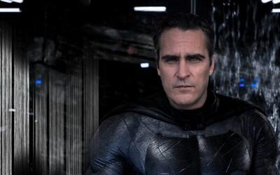 Filmy, ktoré nikdy nevznikli: Joaquin Phoenix ako Batman v Aronofskeho drsnom R-ku