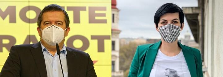 Hamáček si připsal na konto další potyčku s opozicí. Na Twitteru se hádal s předsedkyní TOP 09 Markétou Pekarovou Adamovou
