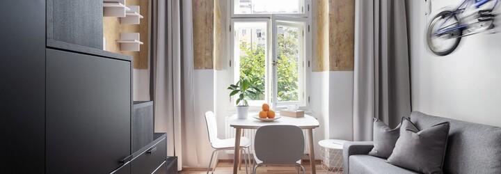 Můžeme mít plnohodnotné bydlení o výměře 20 metrů čtverečních? Čeští architekti tě přesvědčí o tom, že ano