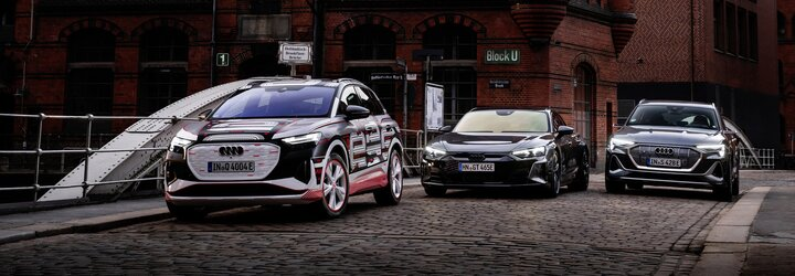 S elektromobily od Audi se roztrhl pytel. Toto je zcela nový model Q4 e-tron, sourozenec Škody Enyaq