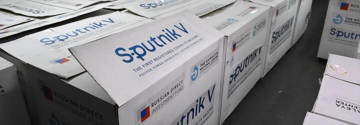 Rusové žádají Slovensko, aby vrátilo všech 200 000 kusů vakcíny Sputnik V