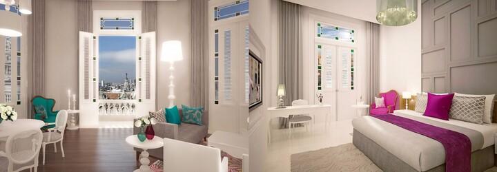 Na Kubě otevřou první moderní pětihvězdičkový hotel. Nacházet se bude přímo v srdci Havany