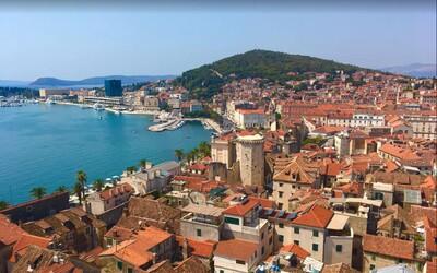 Do Chorvátska už nebudú chodiť len vlaky. Z Bratislavy sa bude lietať priamo do Splitu.