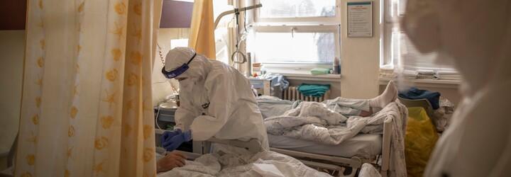 Slovensko je na první příčce v počtu úmrtí na covid-19 v Evropě