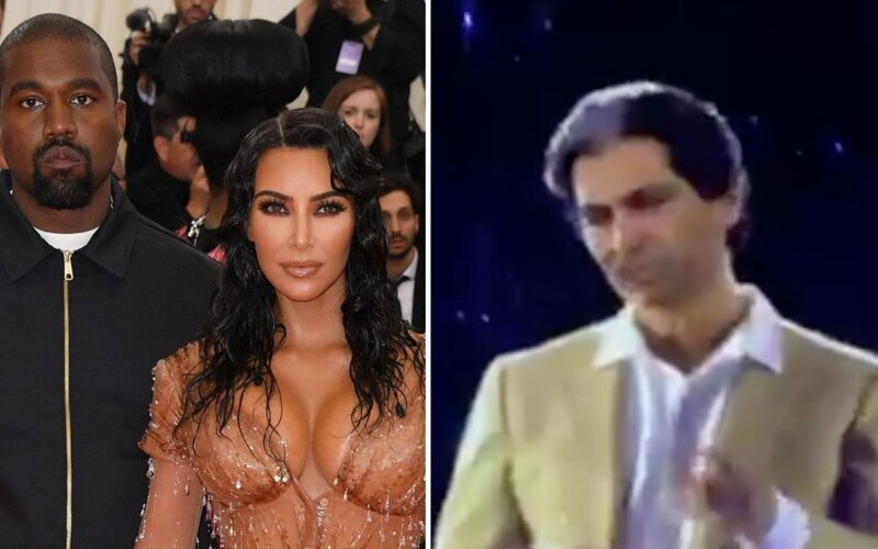 Kanye West nechal své ženě Kim na její 40. narozeniny vyrobit hologram jejího mrtvého otce.