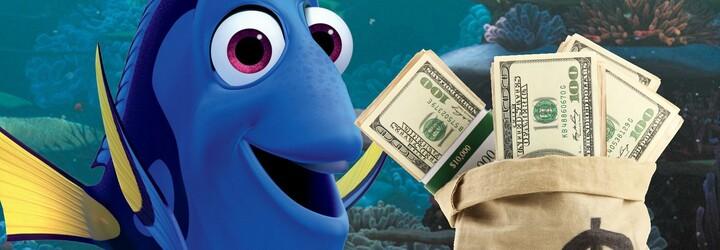 Disney v tomto roku prekonáva všetky rekordy tržieb
