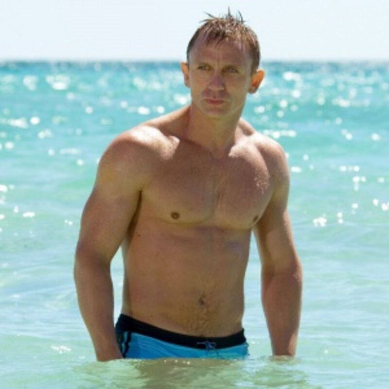Daniel Craig vo filme: