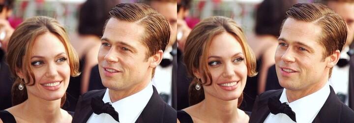 Angelina Jolie a Brad Pitt se rozvádějí. První zprávy mluví o nevěře, ale i rozdílných názorech na výchovu dětí