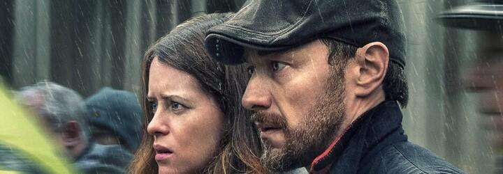 James McAvoy nedostal scénář a příběh si musel vymýšlet přímo během natáčení. Sleduj trailer na mysteriózní film My Son