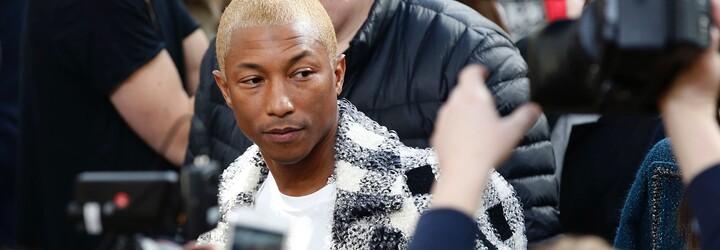 Jak se stal z Pharrella jeden z nejsilnějších hráčů ve světě módy?