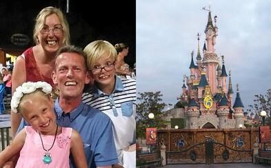 9letá dcera uhodla otcovo heslo na PayPal a zaplatila 1100 eur za výlet do Disneylandu. Plán dokončila v noci, kdy rodiče spali