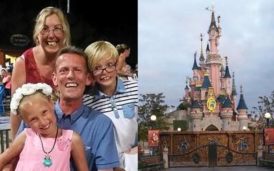 9-ročná dcéra uhádla otcove heslo na PayPal a zaplatila 1100 eur za výlet do Disneylandu. Plán dokončila v noci, keď rodičia spali