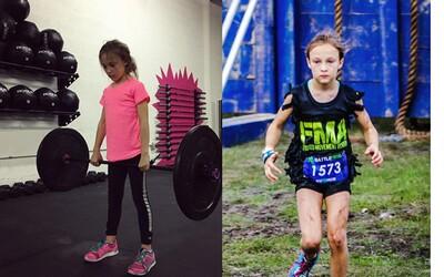 9-ročné dievčatko, ktoré pokorilo závod zostavovaný príslušníkmi špeciálnych jednotiek. Milla chce inšpirovať svojich rovesníkov
