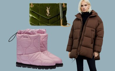 Bubble Goose Season is Upon Us and We're Talking Puffer Jackets, Shoes and Accessories.