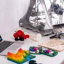 Chceš začít tvořit? 3D tiskárna ti nabízí nekončící možnosti