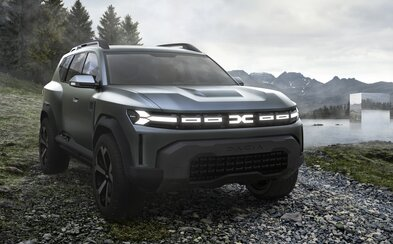 Dacia představila předobraz budoucího SUV a potvrdila prohloubení spolupráce s Ladou