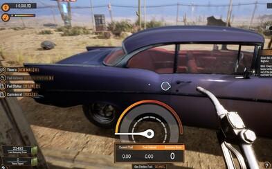 Gas Station Simulator: skvělá hra, která dobývá Steam, nabízí prolog zdarma. Vrať opuštěnou pumpu zpět na vrchol