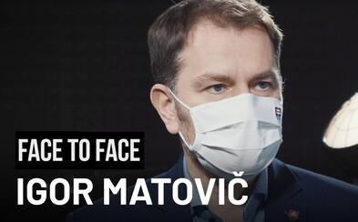 Igor Matovič pre REFRESHER: Ak Sulíka odvolám, vraj rozbije Za ľudí a padne vláda  (Rozhovor)