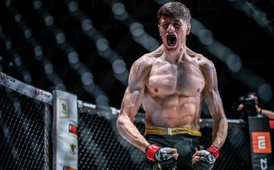 Jeden z největších MMA talentů v Česku: Vím, že mám na to dostat se do UFC, říká mladá hvězda Matěj Peňáz (Rozhovor)