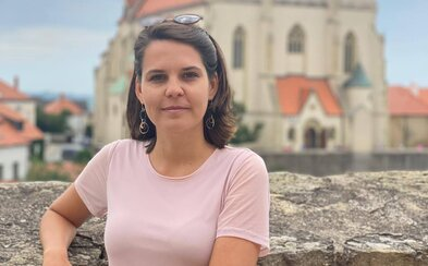 Kamila odjela do Jeruzaléma, aby se stala rabínkou (Rozhovor)