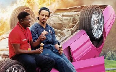 Komedie Bad Trip od Netflixu tě rozesměje více než Borat či Deadpool. Čekají tě nezapomenutelné a nechutné scény