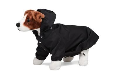 Luxusne aj so psom na prechádzke. Prada predáva pláštenku pre psa za viac ako 500 dolárov