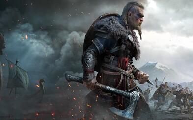 Nové záběry z Assassin's Creed Valhalla, ale i další díl Watch Dogs. Toto jsou nové hry z konference Ubisoftu