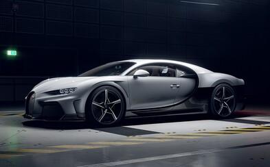 Nový Chiron Super Sport za 3,2 milióna € bez dane zvládne uháňať rýchlosťou až 440 km/h