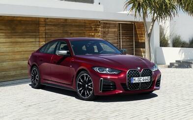 Nový rad 4 vo verzii Gran Coupé uzatvára pestré portfólio modelov BMW strednej triedy