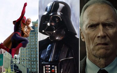 Slávni herci, ktorí natáčajú nové filmy aj po deväťdesiatke