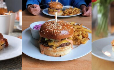 Travelling to Slovakia? Here's Our Top 10 Spots to Have a Burger In Bratislava.