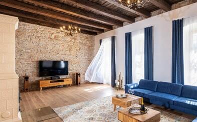 Vychutnaj si krásu Štiavnických vrchov z veľkolepej nehnuteľnosti za viac ako 1 100 000 eur