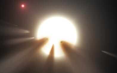 A predsa len to môžu byť mimozemšťania! Záhadná hviezda opäť púta pozornosť