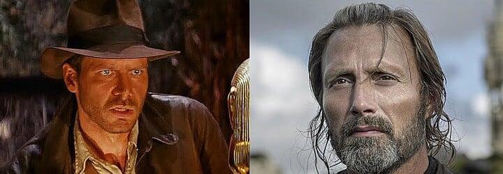 Mads Mikkelsen si zahraje po boku Harrisona Forda ve filmu Indiana Jones 5. V době premiéry bude mít Ford 80 let